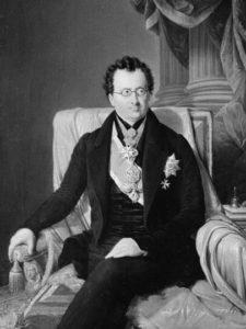 Antonín Bedřich hrabě Mitrovský zNemyšle