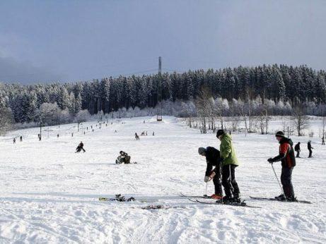 Ski areál Kareš