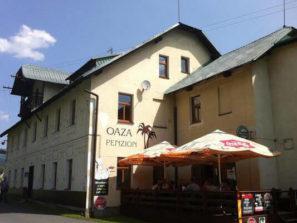 restaurace penzion Oaza