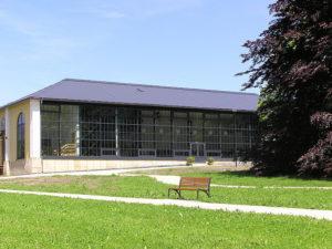 zámecky park skleník