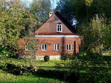 Chalupa-Loucna-nad-Desnou