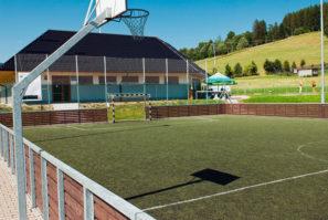 Sportovně rekreační areál Kociánov