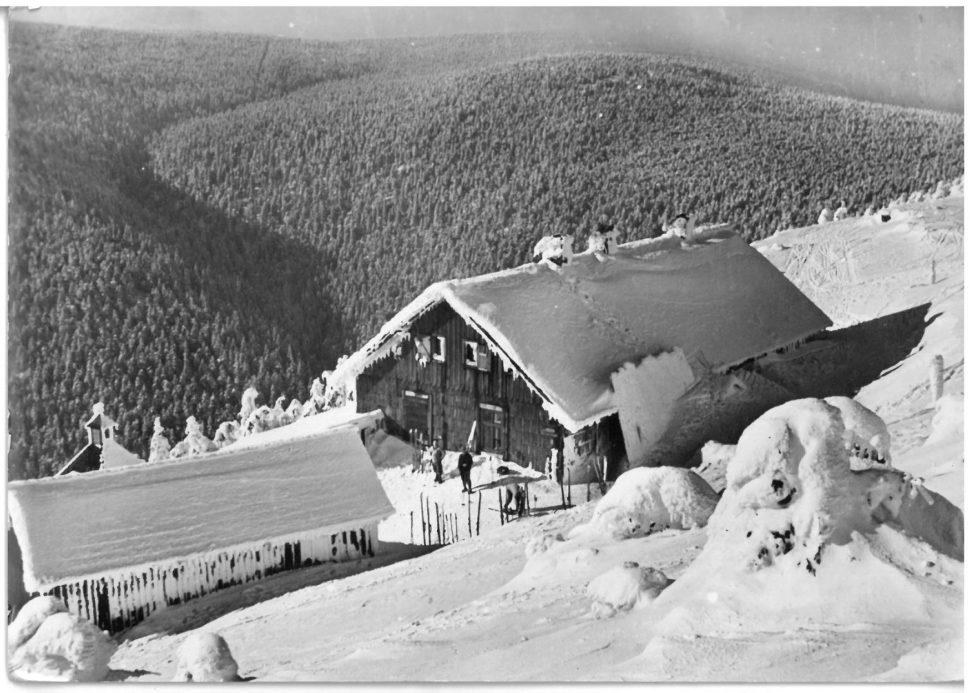 Chata na Vřesové studánce